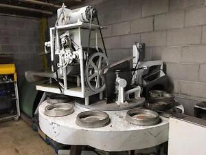 Pie Machine, Colborne  9 Plate