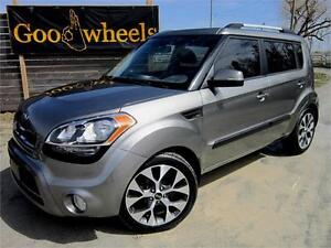 2013 Kia Soul 2.0l 4U-SUNROOF-REVERSE CAMERA-BLUETOOTH