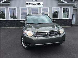 2009 Toyota Highlander Hybrid Limited Only $154 B/W Taxin OAC