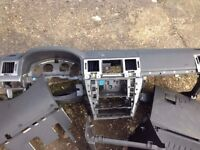 Left Hand Drive Dashboard Vauxhall Vectra 2005