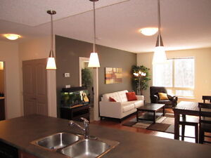 Fully Furnished Executive 2 bed 2 bath facing the TREE LINE!