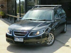 2008 Saab 9-5 Black Cayenne Auto Sentronic Wagon Dandenong Greater Dandenong Preview