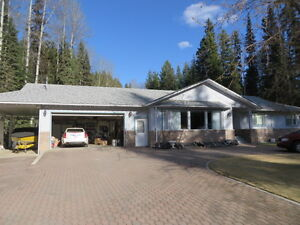 PRICE REDUCED!!  MUST SELL in North Nechako on 1 Acre Lot Prince George British Columbia image 2