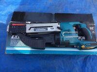 Makita DFR750Z 18V 75mm Auto Feed Screwdriver RRP £249