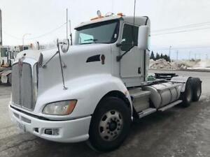 Kenworth T660 2013 - Cabine allongée - 14.6k 46k - MX 485hp