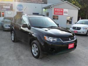 2007 Mitsubishi Outlander LS|NO ACCIDENTS|MUST SEE|189 KM