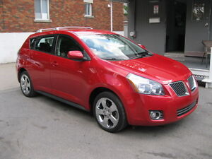 2009 Pontiac Vibe AWD Familiale