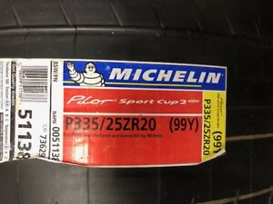 Michelin Pilot Sport Cup 2 tires (Set of 4) NEW!