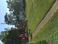 Lawn cuts / rental unit cleaning / yard cleaning /