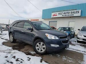 2010 Chevrolet Traverse 1LT Sun roof back up camera