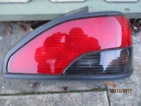 peugeot 306 rear light