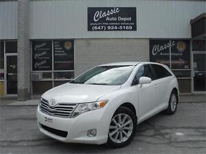 2011 Toyota Venza**CERTIFIED**NO ACCIDENTS**