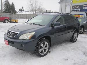 2006 Lexus RX 400h|THIS SUV IS SOLD ASIS| NO RUST Kitchener / Waterloo Kitchener Area image 3