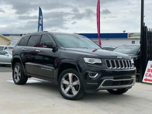2014 Jeep Grand Cherokee WK Overland Wagon 5dr Spts Auto 8sp 4x4 3.0DT [MY15] Sports Automatic Wagon
