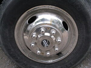 Set of Stainless Wheel Liners ,Complete Kawartha Lakes Peterborough Area image 4