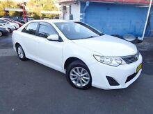 2013 Toyota Camry ASV50R Altise White 6 Speed Automatic Sedan Sylvania Sutherland Area Preview