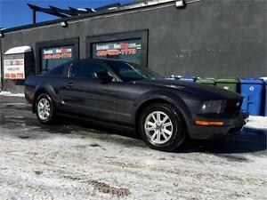 2008 FORD MUSTANG V6 *AUTOMATIQUE*AILERON*