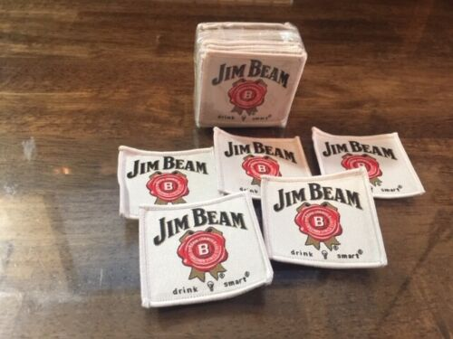 20 Rare Jim Beam Employee Distillery Uniform Patches.Fast same day Shipping.