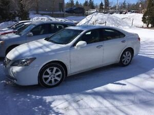 2009 Lexus ES 350 Sedan (E test and Safety included)