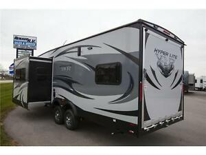 New 2016 Forest River XLR Hyper Lite 27 HFS Toy Hauler Windsor Region Ontario image 2