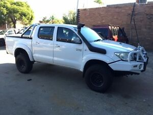 2008 Toyota Hilux SR5 DIESEL 4X4... CAN NOT BE REGISTERED!! Silverwater Auburn Area Preview