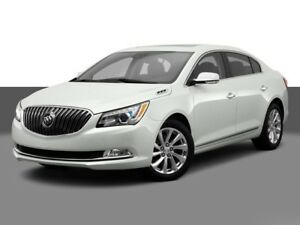 2014 Buick LaCrosse Leather All Wheel Drive, Bluetooth, Hands...