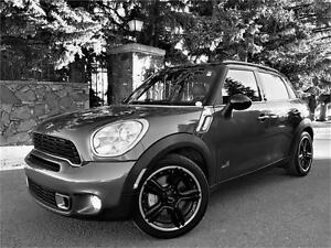 2012 MINI Cooper Countryman S AWD Low Km Certified Nice $21,995
