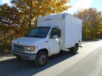 1998 Ford E350 - Great work Van