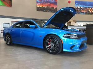 2016 DODGE CHRAGER  SRT 392 YOUR NEW RIDE IN GORGEOUS B5 !!