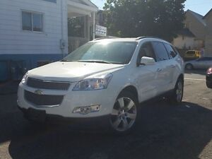 2011 Chevrolet Traverse LTZ !!! 0 DOWN $93 WEEKLY!