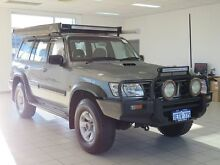 2004 Nissan Patrol GU III ST (4x4) Silver 4 Speed Automatic Wagon Morley Bayswater Area Preview