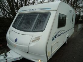 ACE AWARD BRIGHTSTAR 2007, LUXURY 2 BERTH WITH MOTOR MOVER