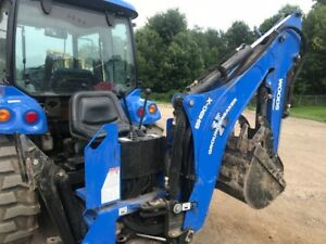 Woods BH80-X Backhoe Attachment