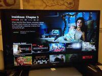 Bush 32 Inch HD DLED Smart TV £150 STILL FOR SALE!