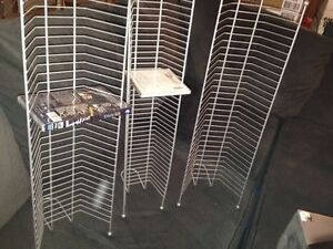 DRASTICALLY REDUCED!! Three Wire Racks for Sale