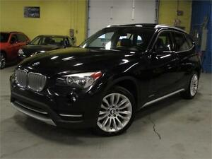 2013 BMW X1 xDrive28i/SPORT LINE/ NAVI/ PANO ROOF/ALL ORIGINAL