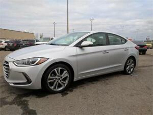 2017 Hyundai Elantra GLS ** LOADED ** SUNROOF!