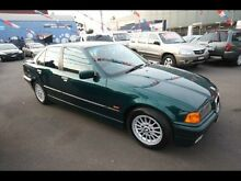 1997 BMW E46 E36 Green 4 Speed Kingsville Maribyrnong Area Preview