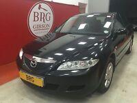 Mazda 6 MANUAL (black) 2003