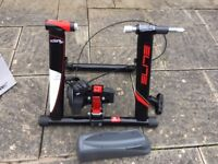 Fitness exercise cycle trainer to use with your own bike!