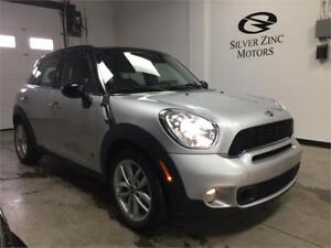 2013 Mini Cooper S Countryman, ALL4, MINT, LOADED