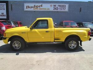 2002 Ford Ranger Edge Step Side