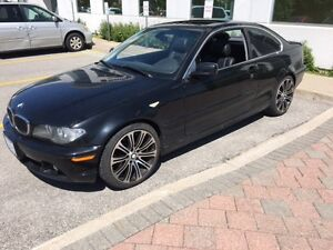 2005 BMW 325ci Coupe lots new parts runs drives like new clean