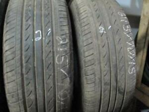 215/70R15 2 ONLY USED HI FLY ALL SEASON TIRES