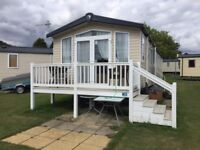 Static caravan for sale at Weymouth bay Reduced price & Fees included