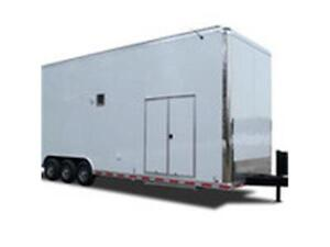 Cargo Express TANDEM 5200 Axle PRO-GT RACE TRAILER!ORDER TODAY!! London Ontario image 8