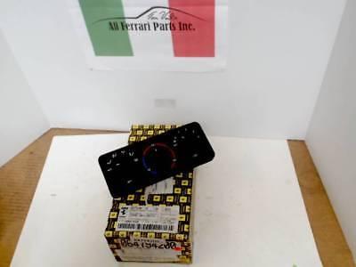 Ferrari part 64794200 AIR CONDITIONING, AIR CONDITIONER, AC, A/C CONTROL UNIT, 5