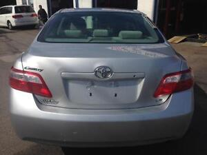 2007 TOYOTA CAMRY LE,PW,PL,AC, E-TEST PASS