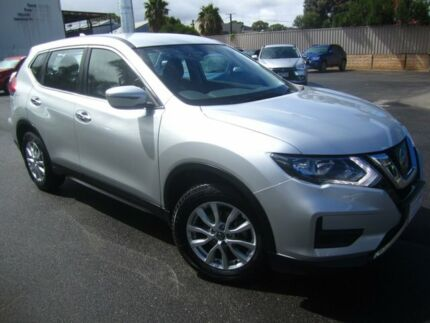 2017 Nissan X-Trail T32 Series II ST X-tronic 4WD Brilliant Silver 7 Speed Constant Variable Wagon Melrose Park Mitcham Area Preview