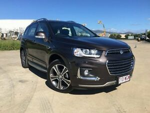 2015 Holden Captiva CG MY16 LTZ AWD Burnt Coconut Brown 6 Speed Sports Automatic Wagon Garbutt Townsville City Preview